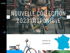 CyclO2, spécialiste du vélo électrique depuis 2005