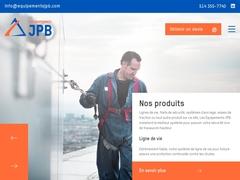 Les Équipements JPB - Mannuaire.net
