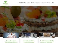Blog de cuisine : Blog culinaire d'une gourmande - Mannuaire.net