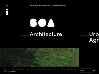 Agence SoA architectes DPLG - HQE