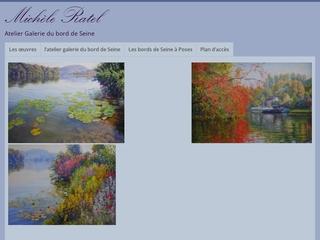 Artiste peintre-Exposition de peinture paysage