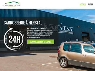 Carrosserie toutes marques à Herstal (Liège)