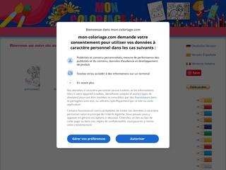 Coloriages gratuits pour enfants