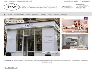 Anders Paris meuble et chambres d`enfant
