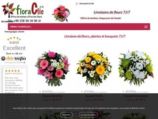 Livraison de fleurs et de bouquets en 4 heures partout en France