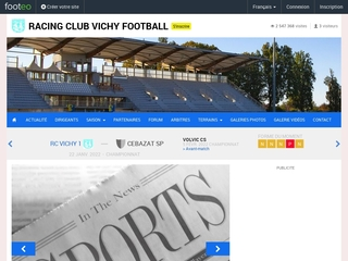 RACING CLUB DE VICHY FOOTBALL