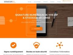 Signature numerique