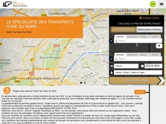 Taxi Gare du Nord - Mannuaire.net