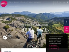 Randonnée en VTT en Provence