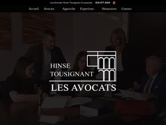 Hinse Tousignant avocats - Mannuaire.net
