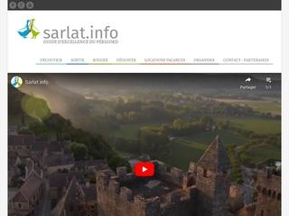 Sarlat.info, adresses et informations pratiques à Sarlat en dordogne Périgord