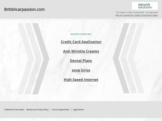 British Car Passion