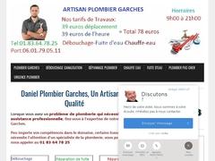 Dépannage Plomberie Garches - Mannuaire.net