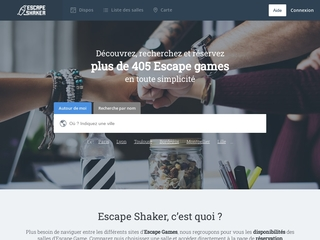 Escape Shaker