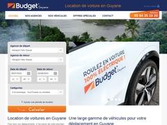 Location voiture pas chère Guyane