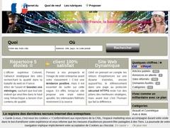 Annuaire Colonel, un pas digital vers votre Public - Mannuaire.net
