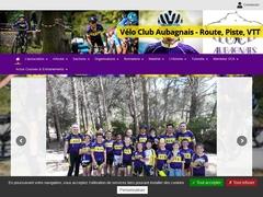 Site du Vélo Club Aubagnais