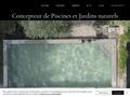 phytoépuration piscine eau de pluie
