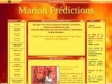 Marion Prédictions
