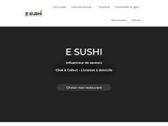 Restaurant Esushi dans le Var