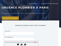 plombier paris 3 - Mannuaire.net