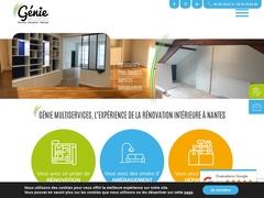 Génie Multiservices entreprise rénovation à Nantes