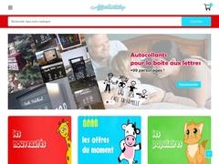 Autocollants.shop - Mannuaire.net