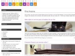 Un blog autour de la mode et du shopping