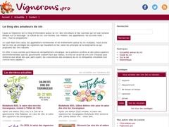 Un blog essentiellement dédié au vin