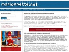 Marionnette.net
