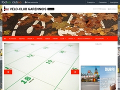 Site officiel du club de cyclisme VELO-CLUB GARENNOIS
