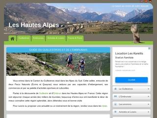 Guillestre - Hautes Alpes