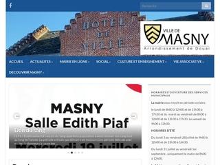 Masny - site officiel