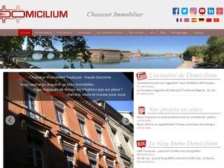 DOMICILIUM - Chasseur Immobilier - Toulouse