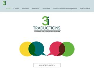 3i Traductions - agence de traduction