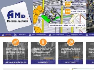 AMU - Fabricant  Mécanique et Automatisation