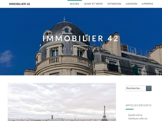 Immobilier 42150