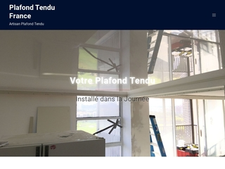 Plafonds tendus Marseille