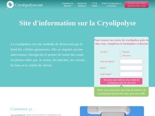 Centre de cryolipolyse à Perpignan