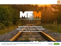 Rail route, locotracteur, locomotive dans le Gard avec MFM