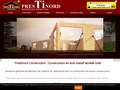 Construction maison en bois à Reims