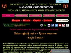 Grand maître marabout medium voyant sorcier vaudou retour affectif rapide