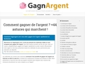 GagnArgent