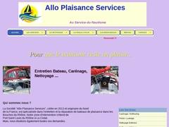 Réparation et entretien de bateaux de plaisance.