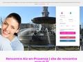 Détails : Rencontre à Aix en Provence : trouver le meilleur site