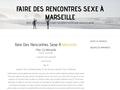 Détails : rencontre celibataire sur facebook Marseille