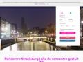 rencontre gratuit femme Strasbourg