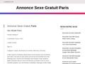 Détails : Choisir rencontre-paris.info pour des rencontres surprenantes