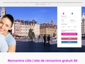 Détails : Rencontres surprenantes et gratuites à Lille