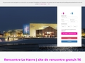 Détails : site de rencontre gratuit et sans abonnement Le Havre